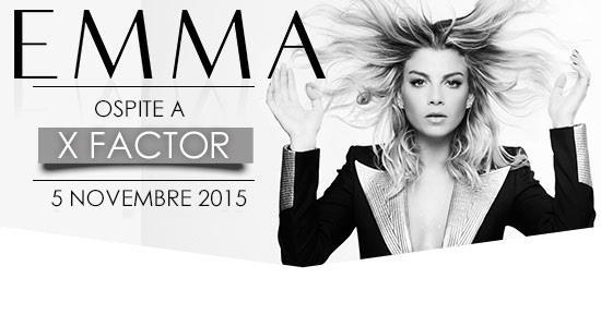 Emma lancia l'hashtag #EmmaXF9 per partecipare come pubblico a X Factor