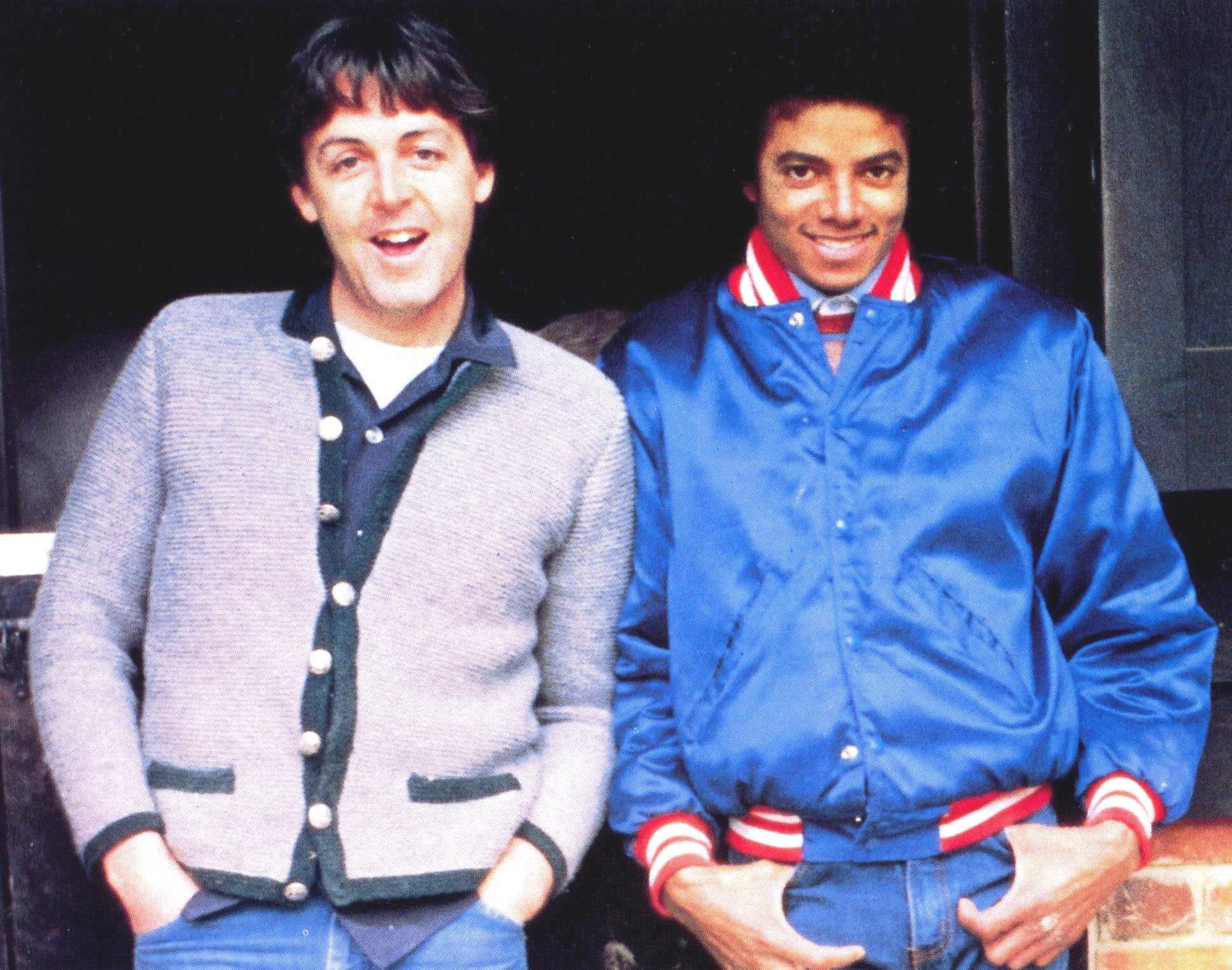 Paul e Michael amici per la pelle