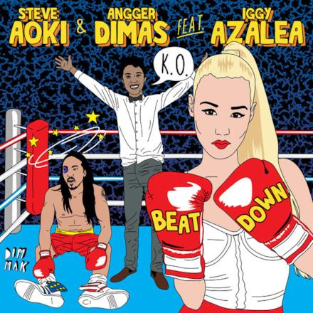 Beat Down (feat. Iggy Azalea) - Single
