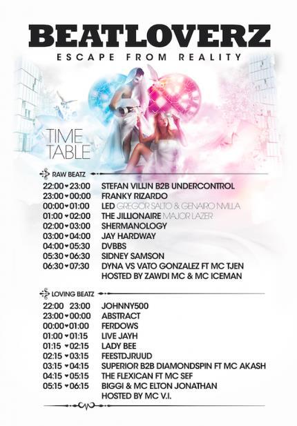 Beatloverz 2014 - Lineup