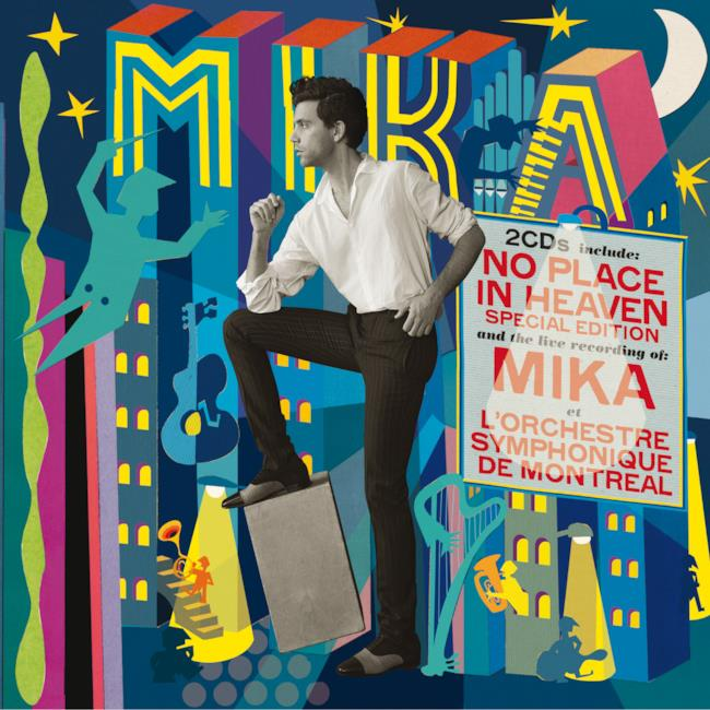 Mika No Place in Heaven Special Edition