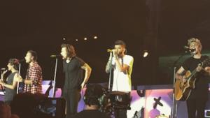One Direction ON THE ROAD AGAIN TOUR 2015 LIVE IN HONG KONG