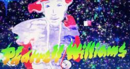 Pharrell Williams in versione cartone animato