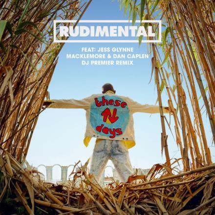 These Days (feat. Jess Glynne, Macklemore & Dan Caplen) [DJ Premier Remix] - Single