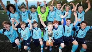 I Prodigy sponsor di una squadra di calcio per bambini