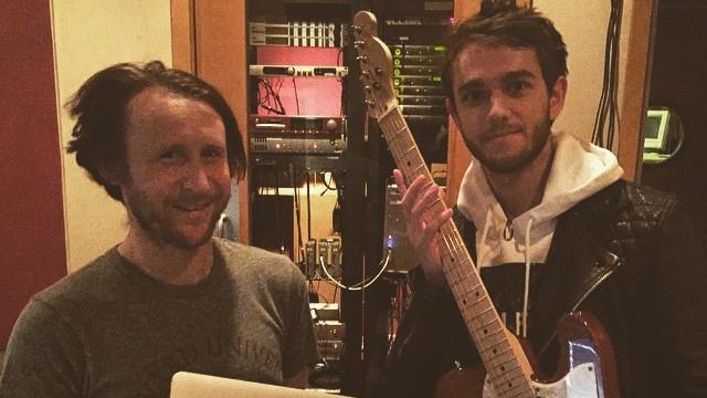 Zedd e Mike Einziger si sono esibiti live durante lo show di Jimmy Kimmel