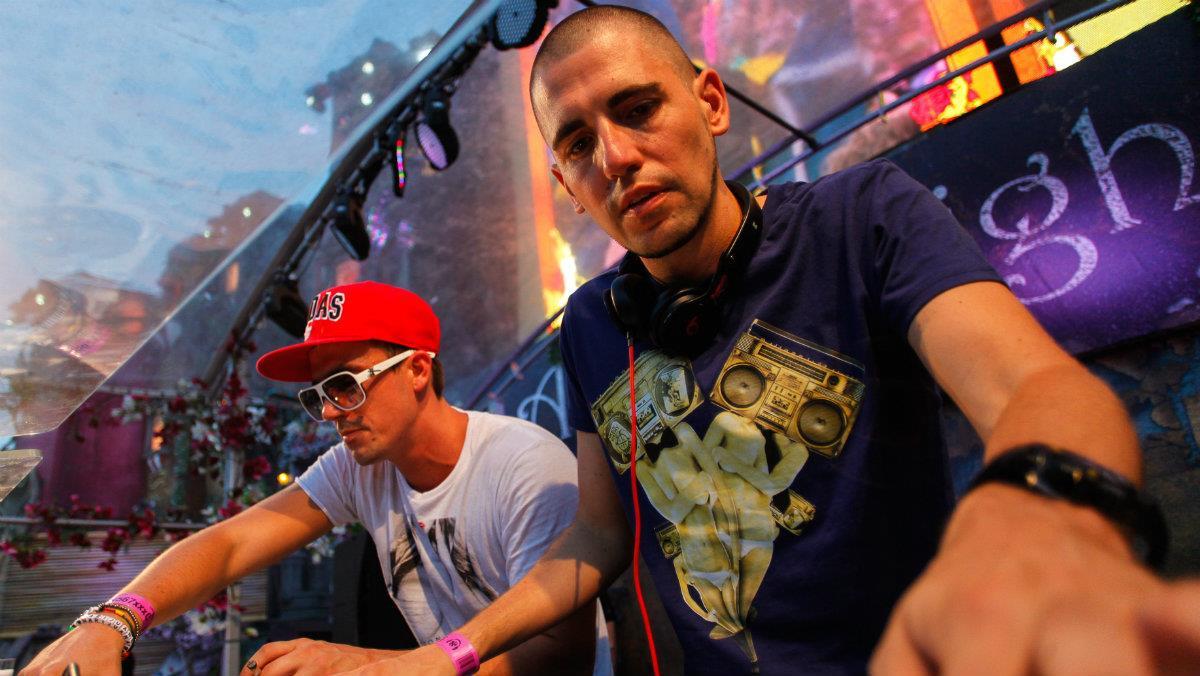 Dimitri Vegas & Like Mike sono stati i primi artisti annunciati al 4every1 Festival di Madrid