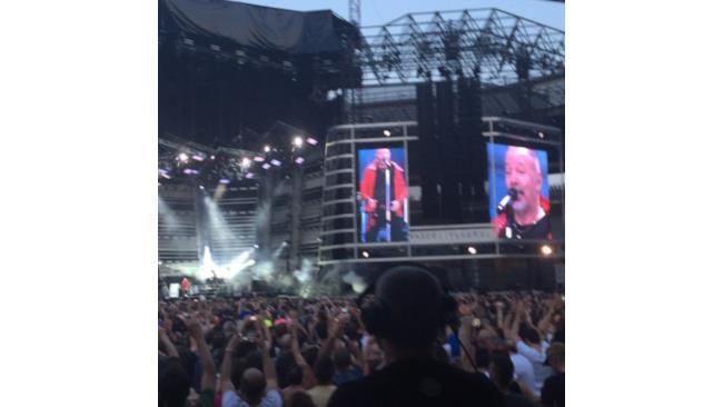 Vasco Rossi Stadio Olimpico Torino 2015
