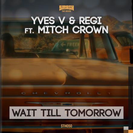 Wait Till Tomorrow (feat. Mitch Crown) [Sem Thomasson Rmx] - Single