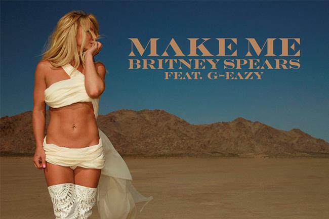 Single Britney Spears G-Eazy