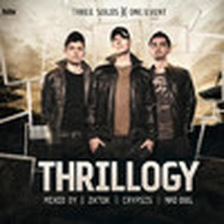 Thrillogy 2012 (Mixed By Zatox, Crypsis & Mad Dog)