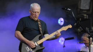 David Gilmour in concerto a Verona