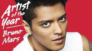 Bruno Mars: artista dell'anno 2013 per Billboard