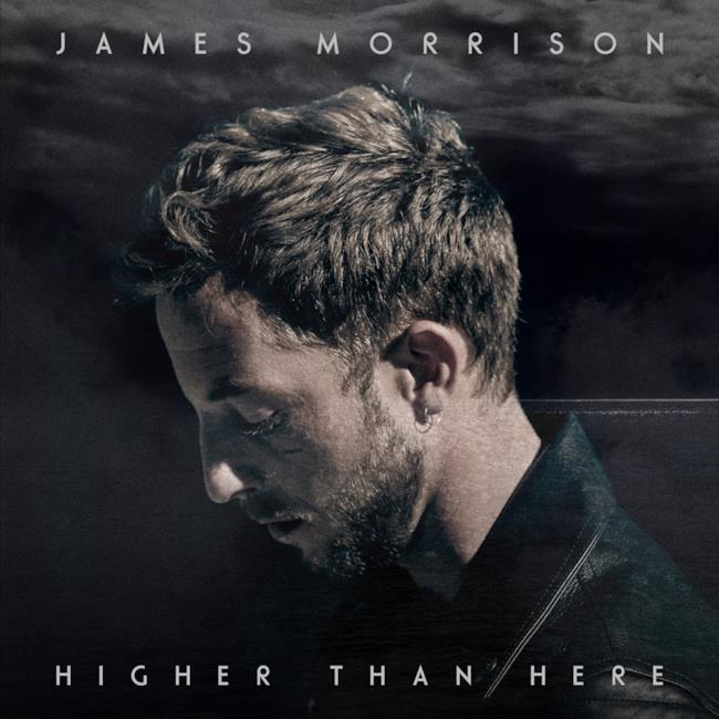Cover album Higher Than Here - James Morrison