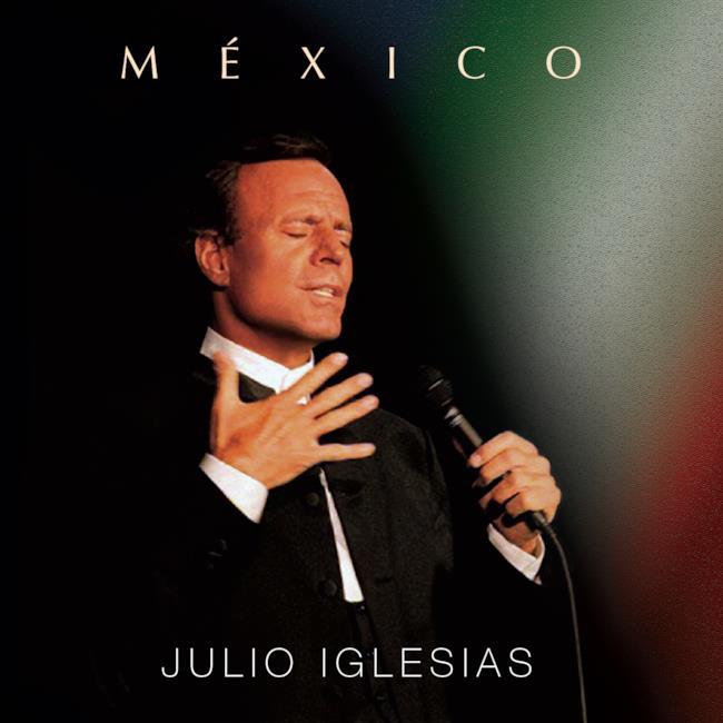 Cover Julio Iglesias Mexico