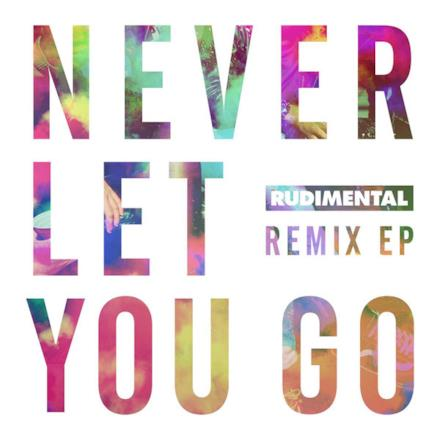 Never Let You Go (feat. Foy Vance) [Remixes]