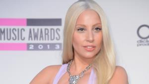 La popstar Lady Gaga