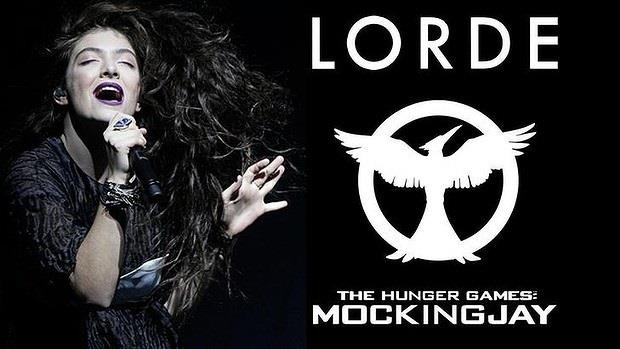 Lorde nella colonna sonora di Hunger Games: Mockingjay