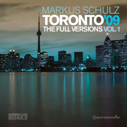 Toronto '09: The Full Versions, Vol. 1