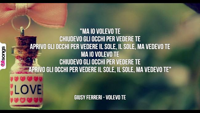 Giusy Ferreri: le migliori frasi dei testi delle canzoni