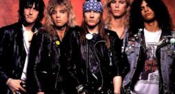 I Guns N' Roses negli anni '90