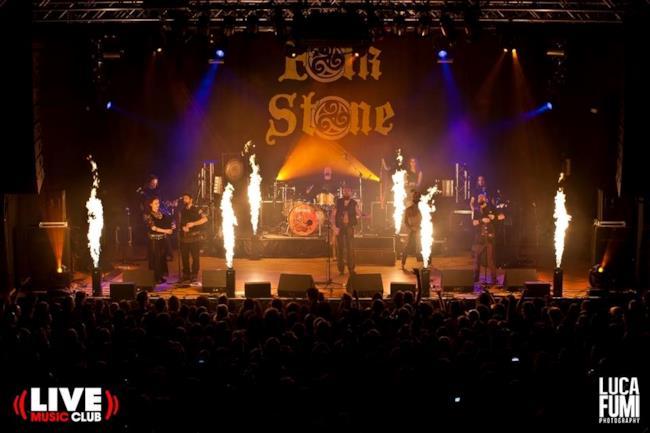Foto del concerto al Live Club di Trezzo sull'Adda