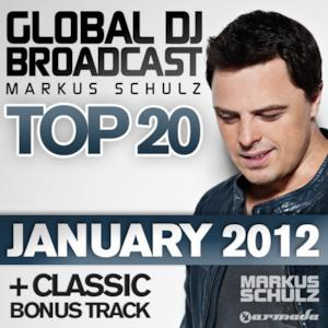 Global DJ Broadcast Top 20: January 2012 (Including Classic Bonus Track)