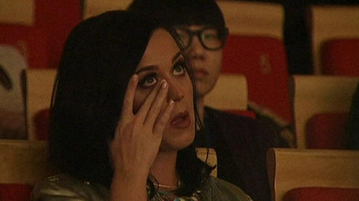 Katy Perry commossa