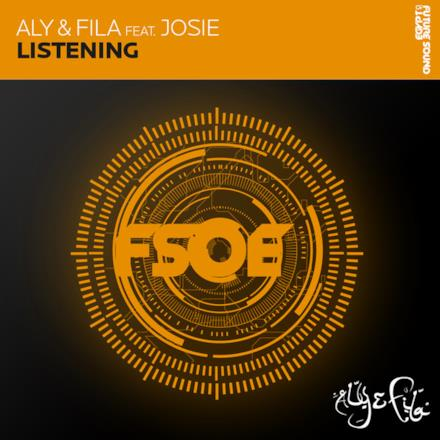 Listening (feat. Josie)