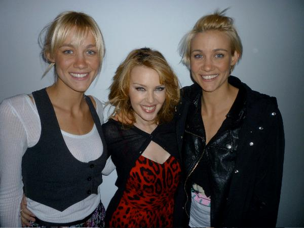 Kylie Minogue & Nervo