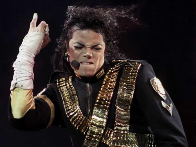 Michael Jackson, cimeli in vendita