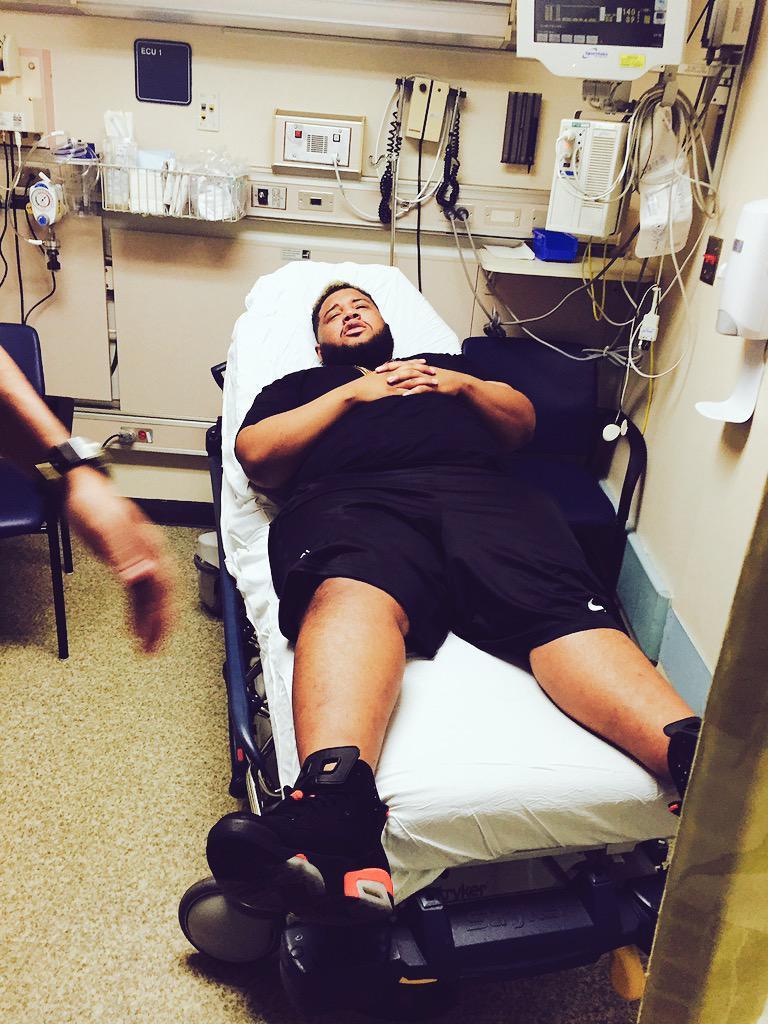 Carnage injury