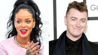 Rihanna e Sam Smith