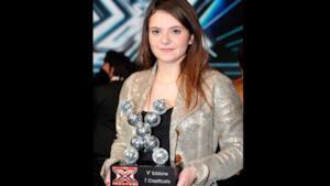X Factor 5, dopo la vittoria Francesca torna a scuola