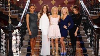 La reunion delle Spice Girls per il musical Viva Forever