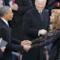 Barack Obama e Beyoncé durante un incontro ufficiale