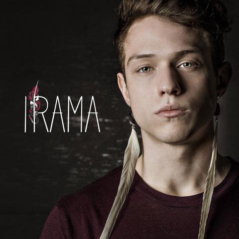 Cover album IRAMA