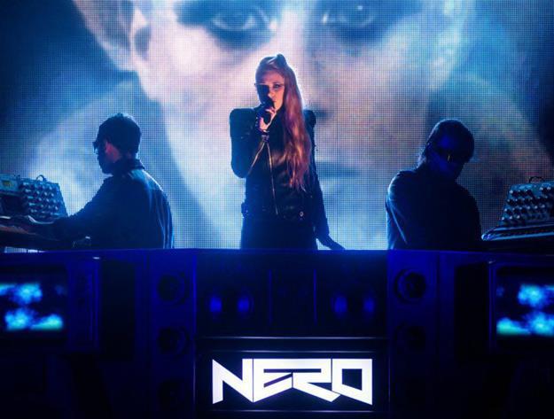 Annunciato sul web il nuovo album del gruppo Dupstep Nero