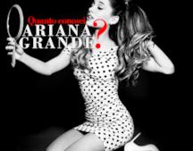 Quanto conosci Ariana Grande?