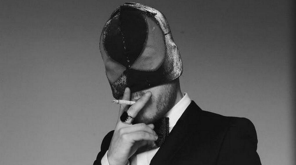 Bob Rifo dei The bloody Beetroots