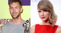 Taylor Swift con Calvin Harris