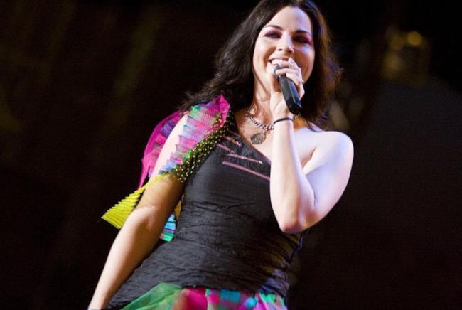 Amy Lee degli Evanescence