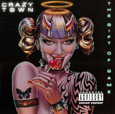 Copertina di The Gift of Game dei Crazy Town