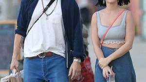 Katy Perry e John Mayer passeggiano da veri innamorati