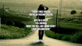 Radiohead: le migliori frasi dei testi delle canzoni