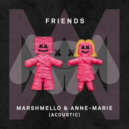 FRIENDS (Acoustic) - Single