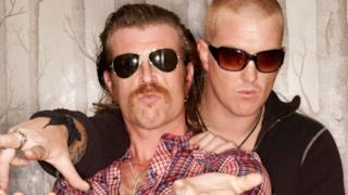 Il duo rock americano, Eagles Of Death Metal