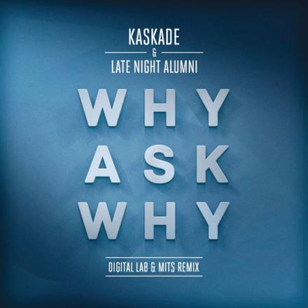 Why Ask Why (Digital LAB & MITS Remix) - Single