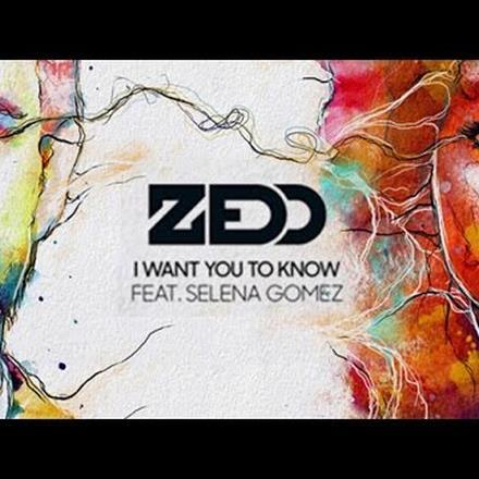 I Want You To Know feat. Selena Gomez (single)