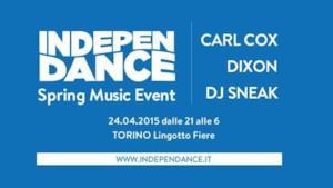 Logo IndepenDance Torino 2015